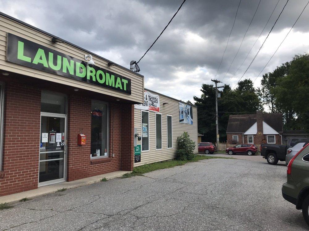 Clothes Quarters Laundromat: 32 Normand St, Winooski, VT