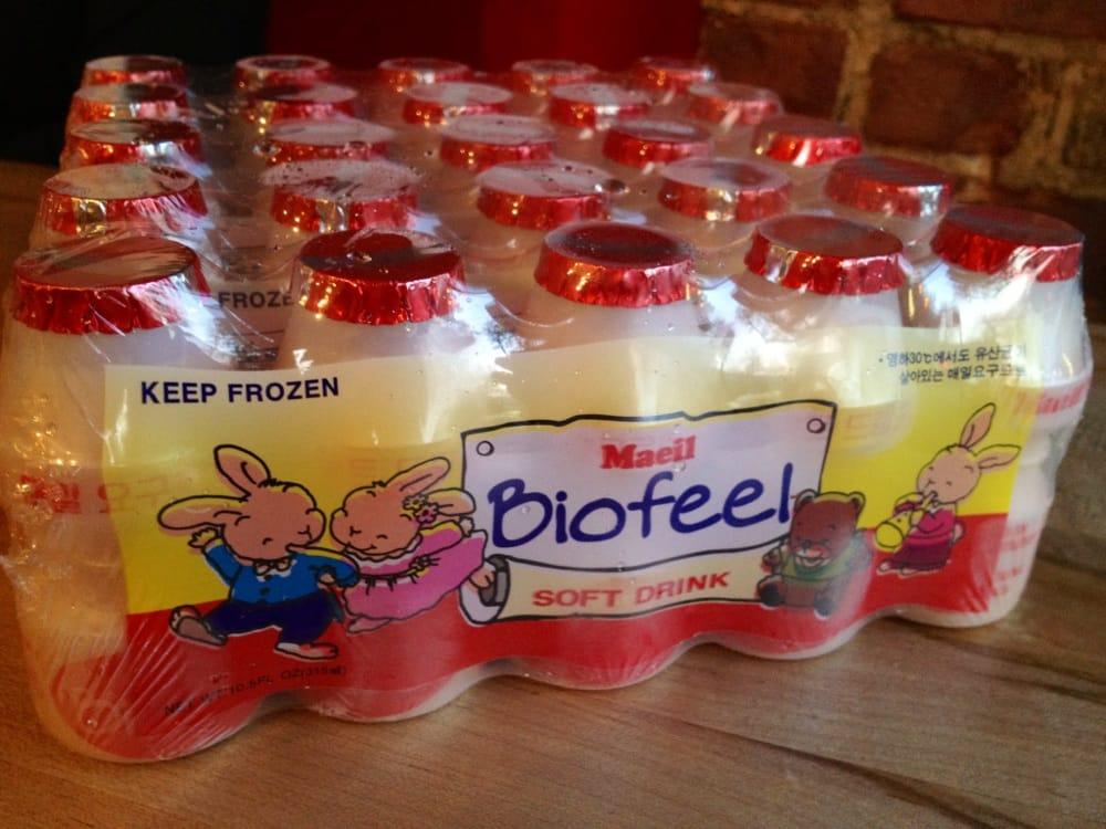 Biofeel drink