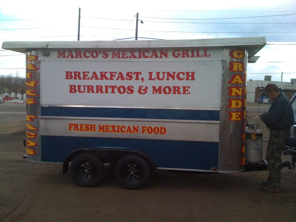 Marco's Mexican Grill: 2701 W 7th Ave, Denver, CO