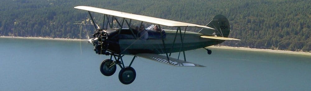 Goodwin Aviation: Port Townsend, WA