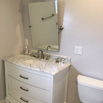 photo of marble bros north hollywood ca united states finished tub to