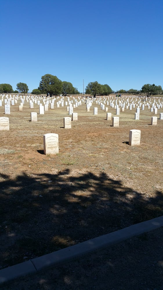 Fort Bayard National Cemetery: Lee Dr, Silver City, NM