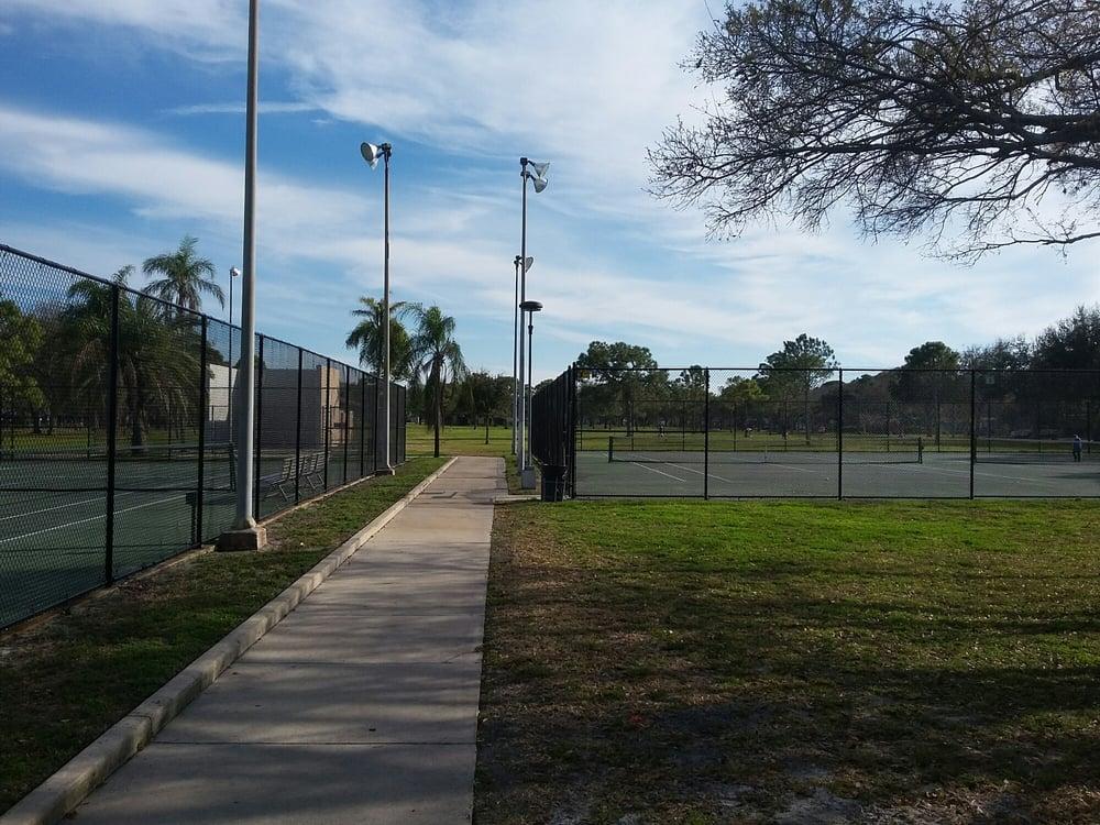 Azalea Park and Recreation Center: 7200-7294 22nd Ave N, Saint Petersburg, FL