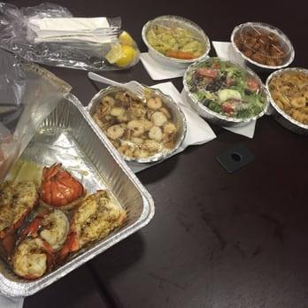 Astoria seafood 1493 photos 408 reviews seafood for Fish market long island