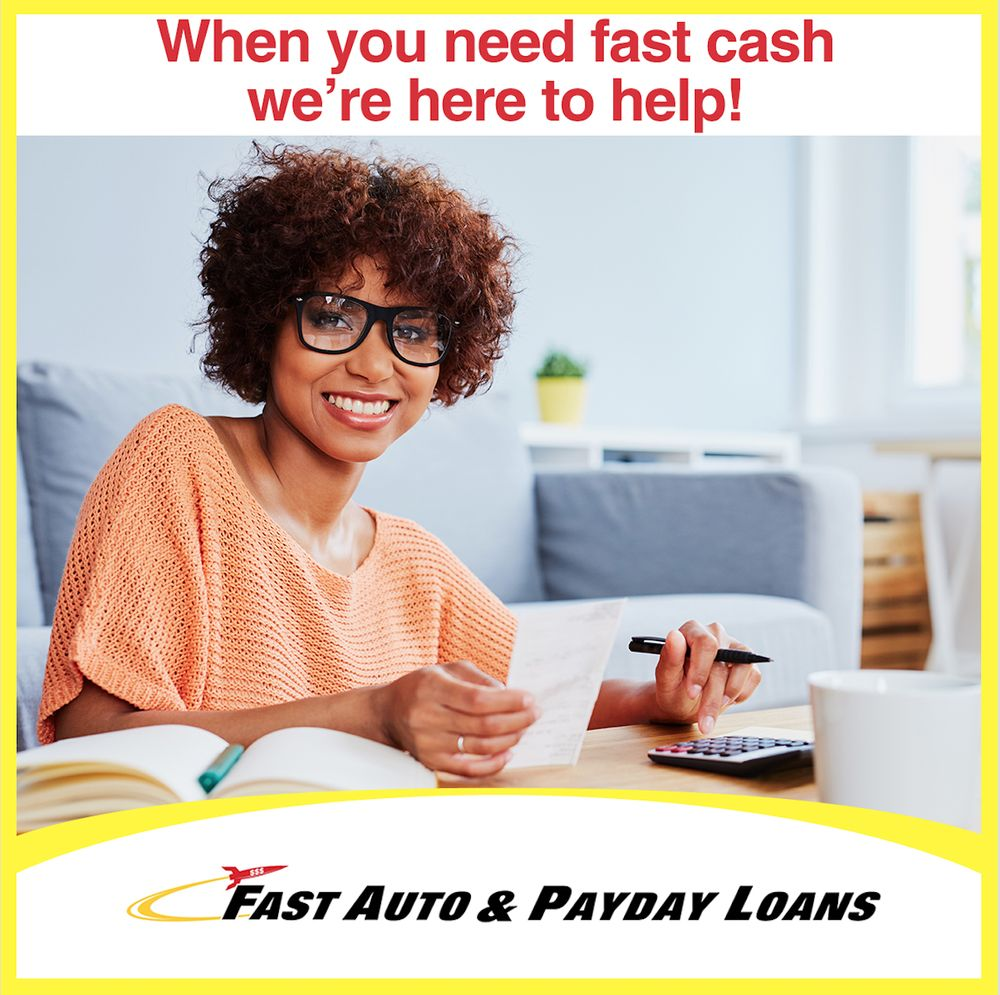 Fast Auto & Payday Loans