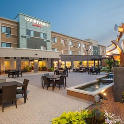 Photo Of Courtyard Mankato Mn United States