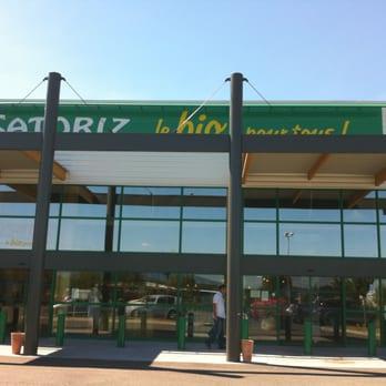 Satoriz produits bio naturels centre commercial val - Val thoiry horaire ...