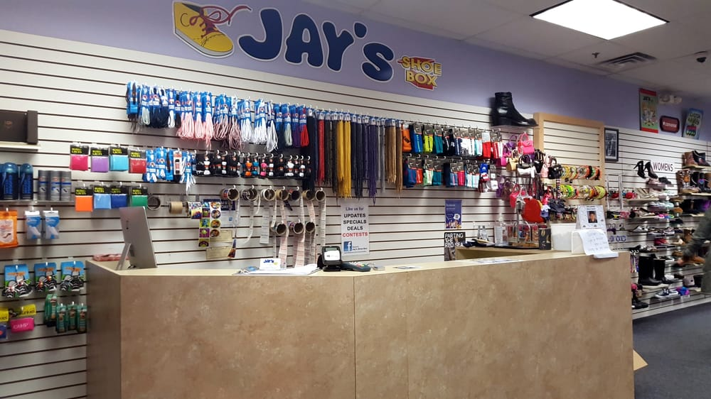 Jay S Shoe Box Livingston