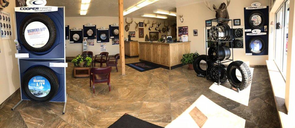 Dan's Tire Service: 1164 Dewar Dr, Rock Springs, WY
