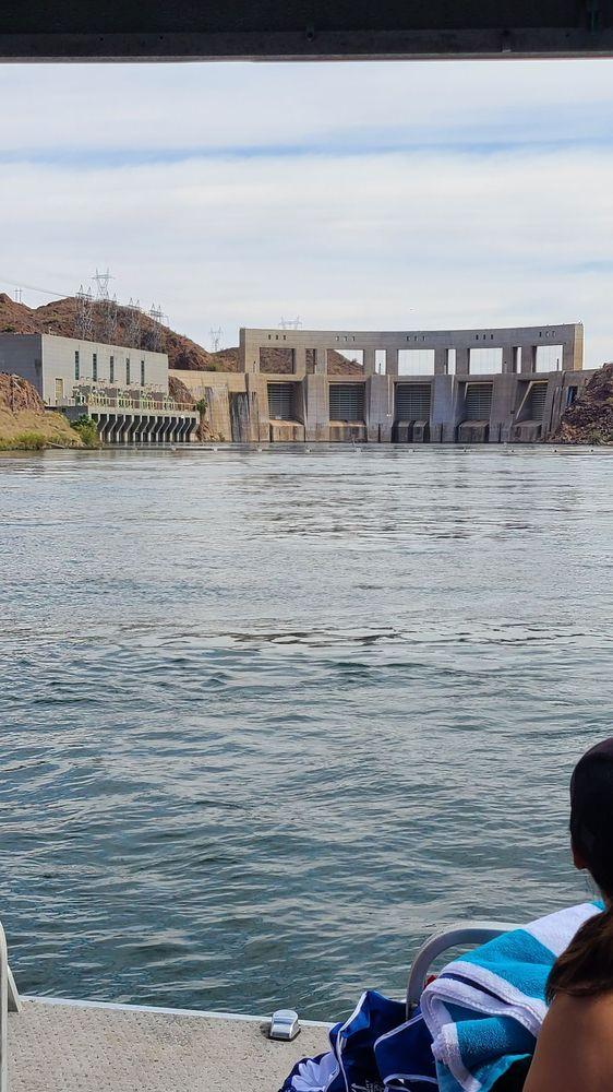 Parker Dam: Takeoff Point Rd, Parker Strip, AZ