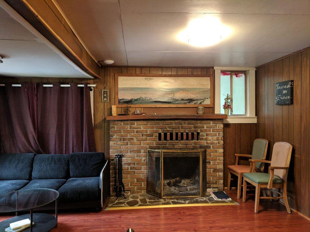 Photo of Lodge Near Mt Rainier: Ashford, WA