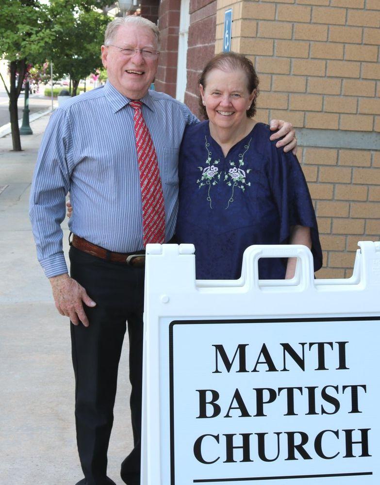 Manti Baptist Church: 55 S Main, Manti, UT