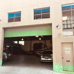Photo Of Luscious Garage San Francisco Ca United States Entrance As