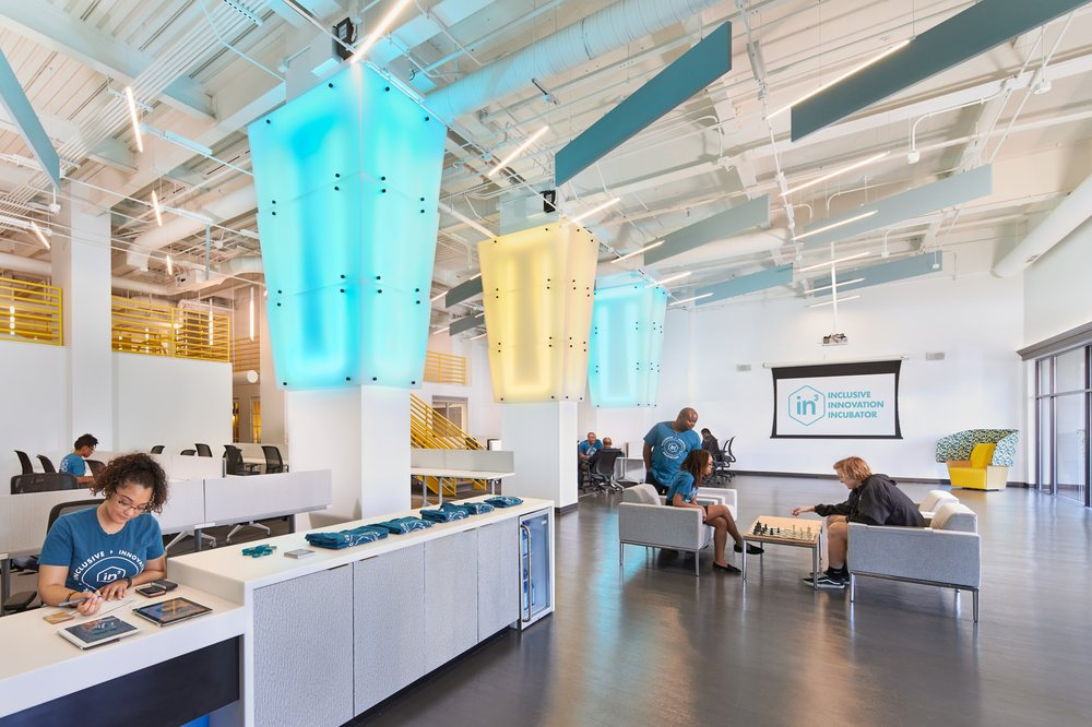 Inclusive Innovation Incubator: 2301-D Georgia Ave NW, Washington, DC, DC