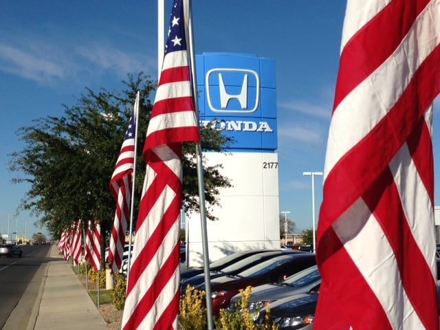 Roswell Honda: 2177 W Second St, Roswell, NM