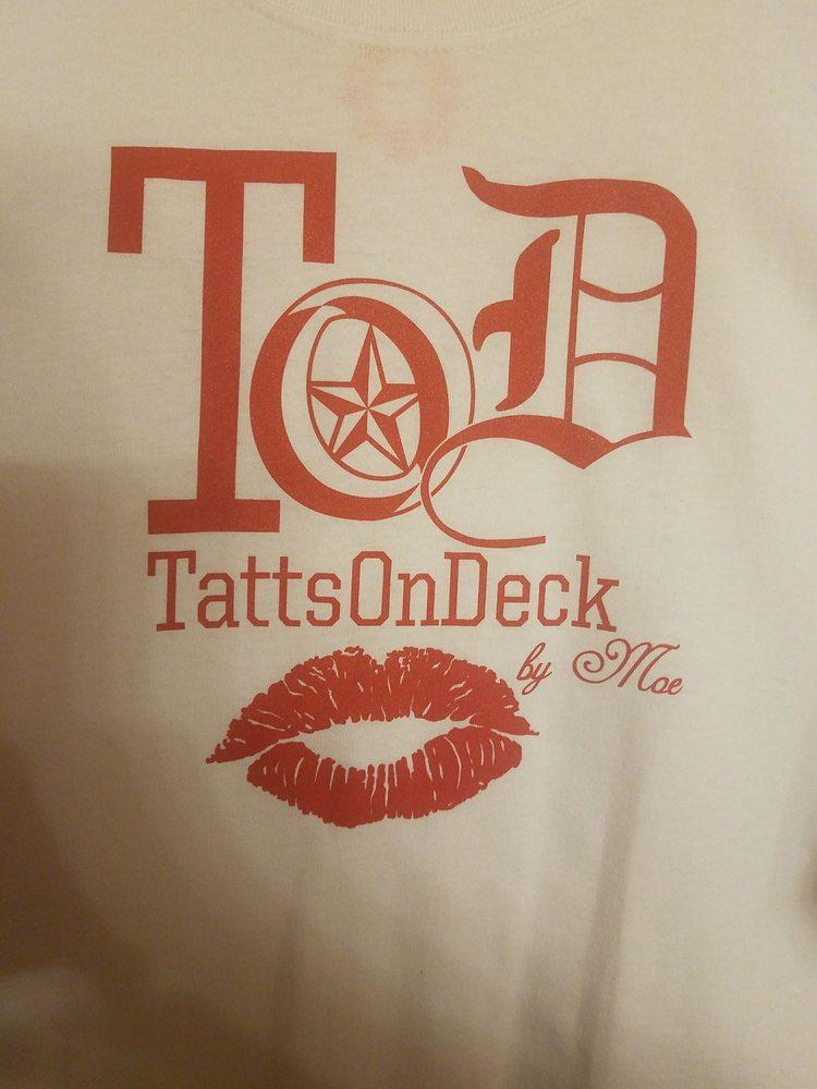 Tatts On Deck: 19382 Kelly Rd, Harper Woods, MI