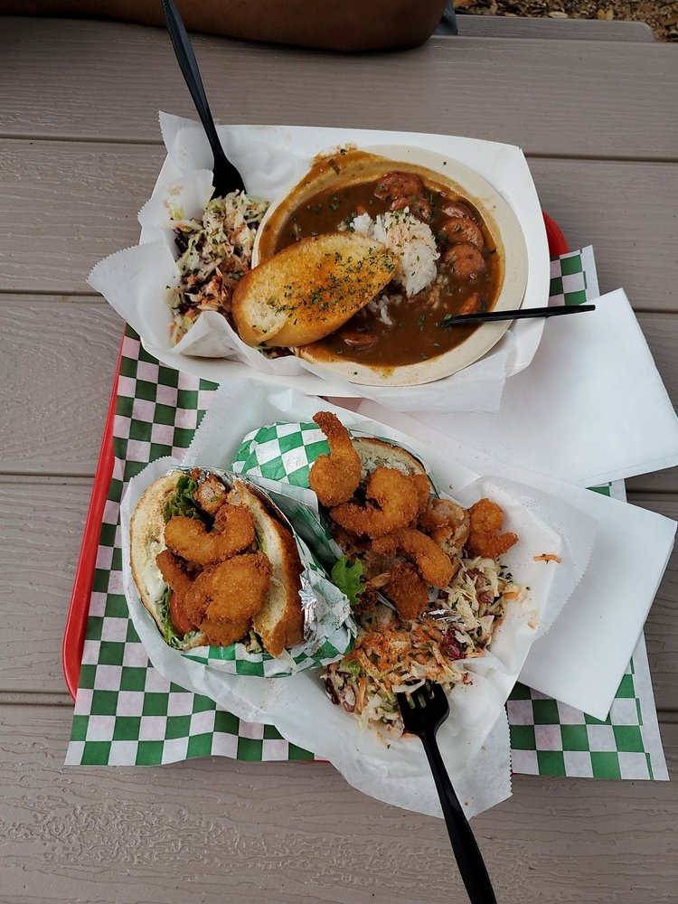 Food from New Orleans Eatery