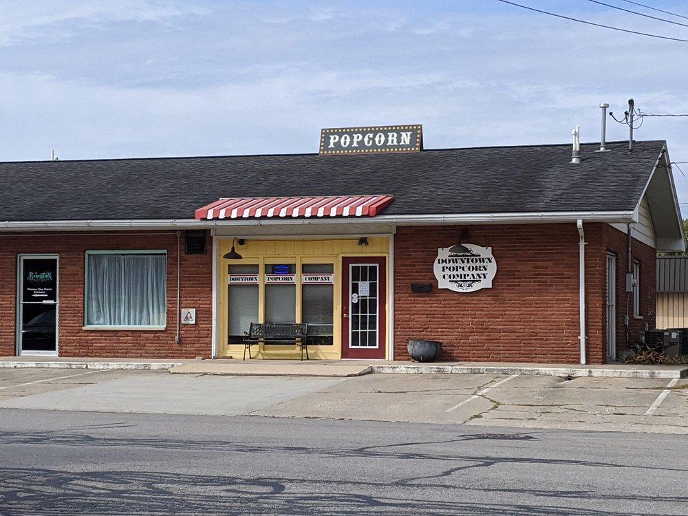 Downtown Popcorn Company: 314 W Jefferson, Effingham, IL