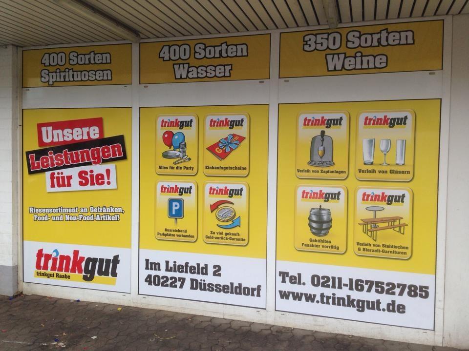 Trinkgut Raabe - Getränkemarkt - Im Liefeld 2, Oberbilk, Düsseldorf ...