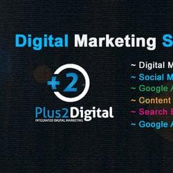 Photo Of Plus2digital   London, United Kingdom. Digital Marketing Solutions  In London