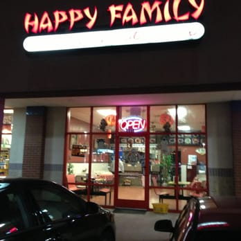 Happy Family Chinese Restaurant Norman Ok