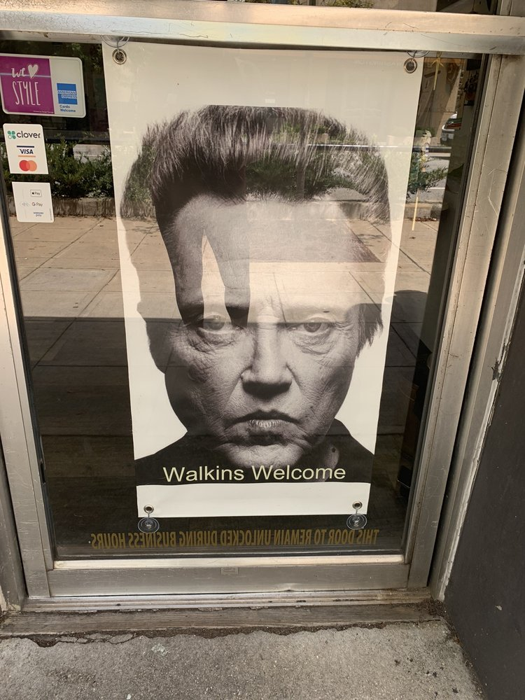 The Vintage Barber: 7 W Washington St, Greenville, SC