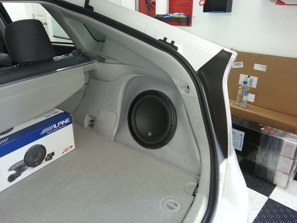 Custom Car Audio San Jose