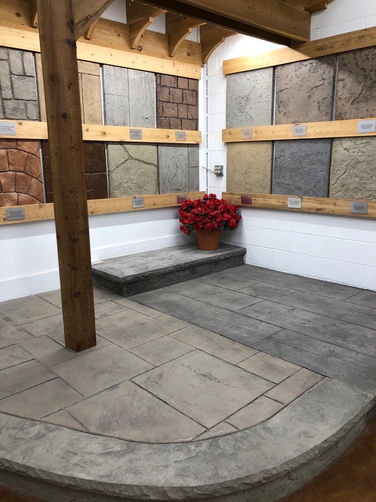 Indy Decorative Concrete: 8366 Brookville Rd, Indianapolis, IN