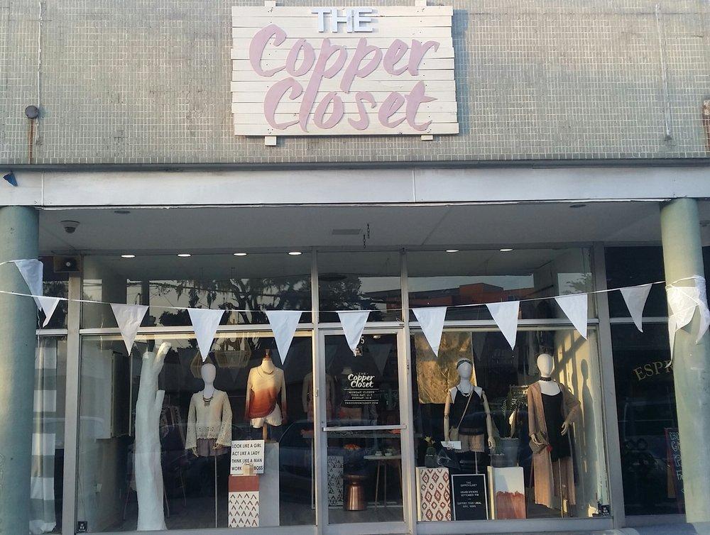 Photo Of The Copper Closet   Jacksonville, FL, United States. The Copper  Closet