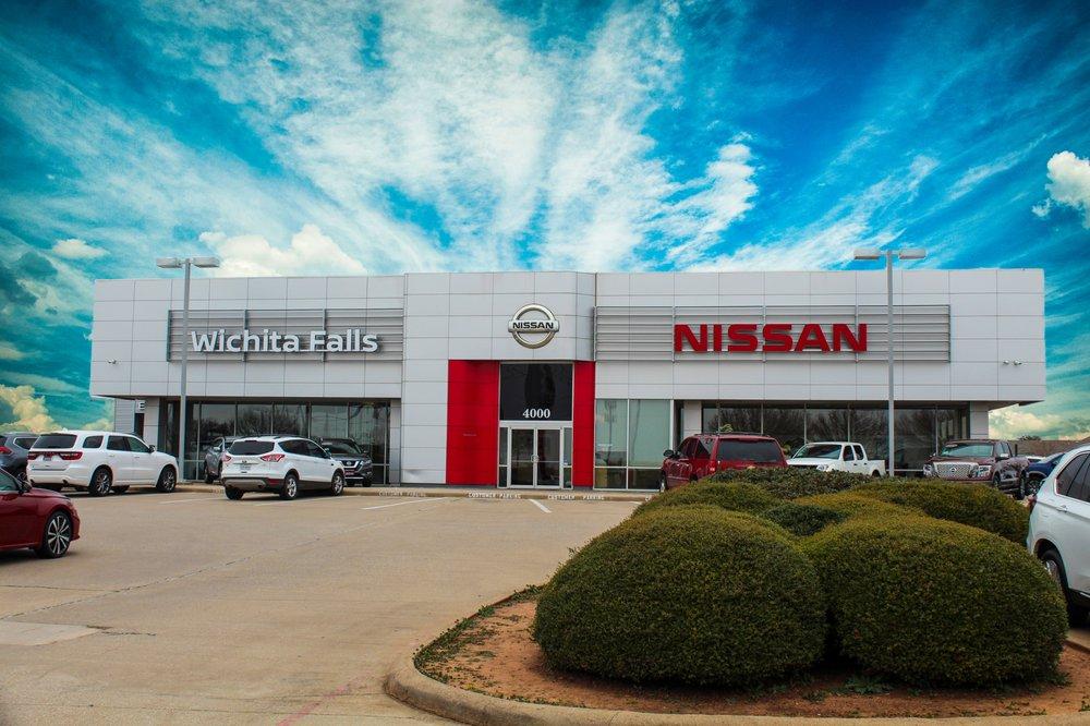 Nissan of Wichita Falls: 4000 Kell Blvd, Wichita Falls, TX