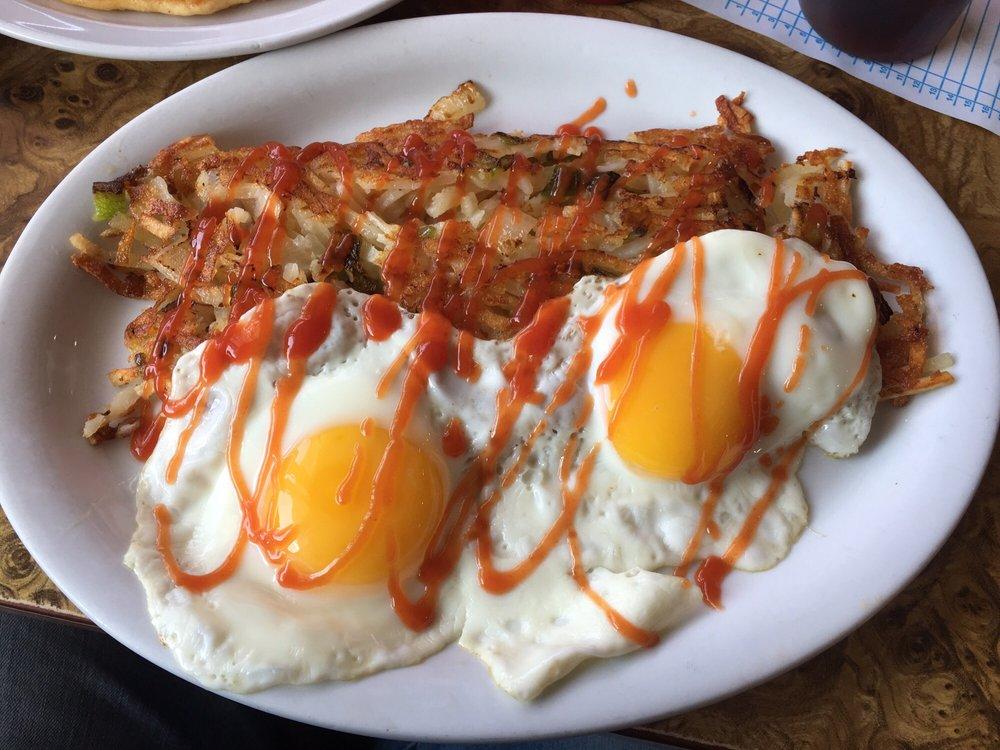 Redbird Diner: 29539 US 69, Winston, MO