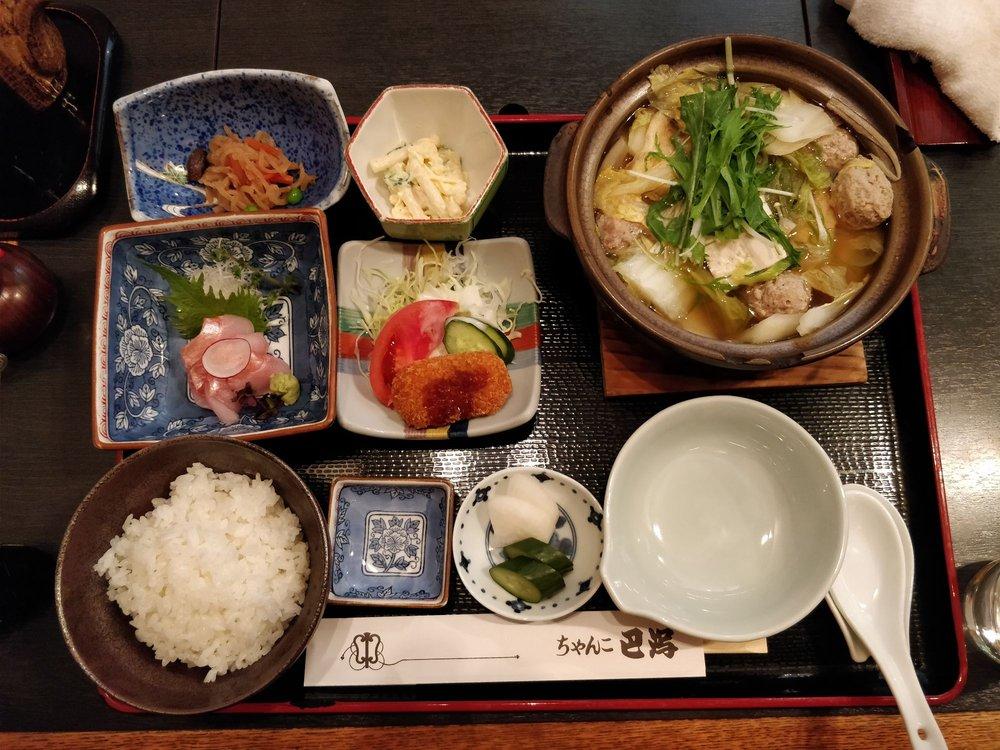 Chanko TOMOEGATA Ryogoku shop