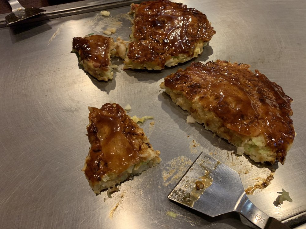 Okonomiyaki Kiraku
