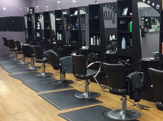 Salon 1 & Professional Product Center: 748 Foote Ave, Jamestown, NY