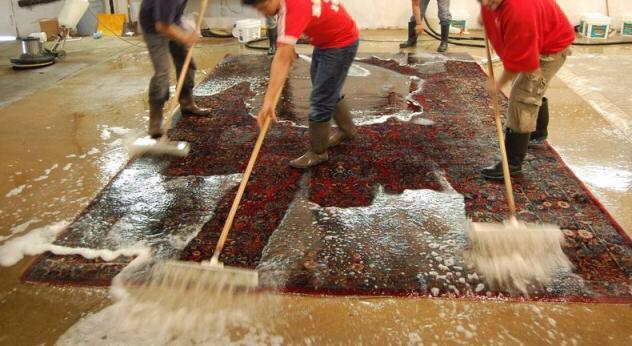 Rose Rug Cleaning & Repair: 1573 Solano Ave, Berkeley, CA