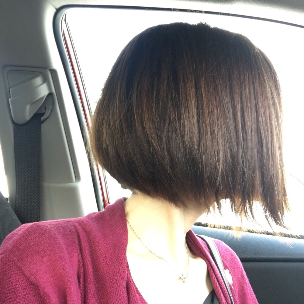 good haircut. haute spa salon, point loma/shelter island, san diego