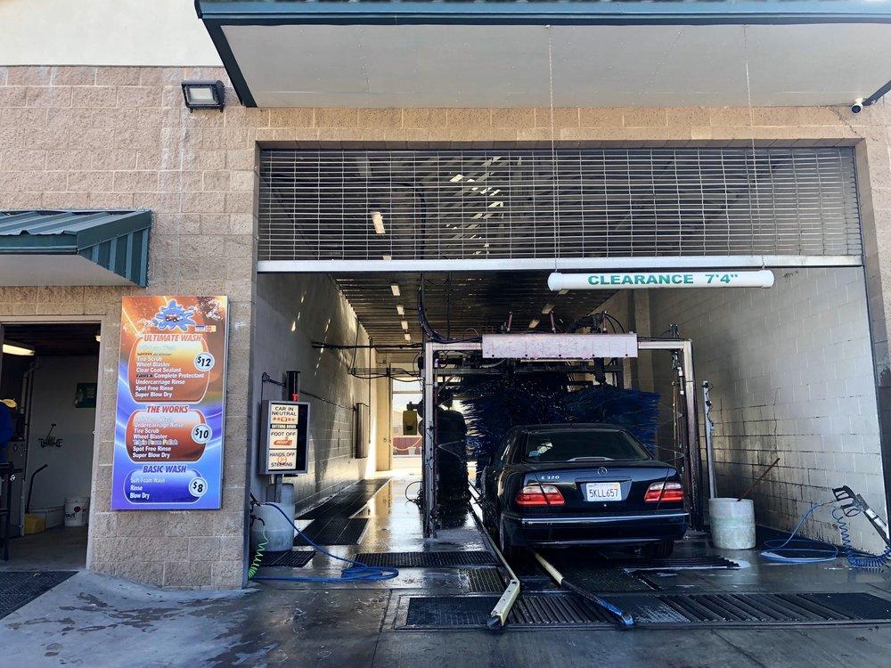 Quick And Clean Car Wash: 25 W Hwy 246, Buellton, CA