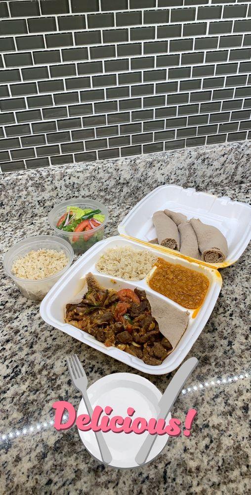 Ethiopiques Cafe and Restaurant: 11130 State Bridge Rd, Johns Creek, GA