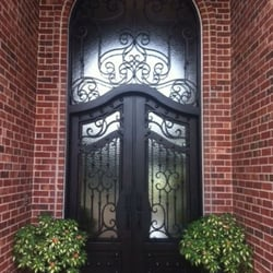 Photo of Lonestar Iron Doors - Richardson TX United States & Lonestar Iron Doors - Get Quote - Door Sales/Installation - 120 ...