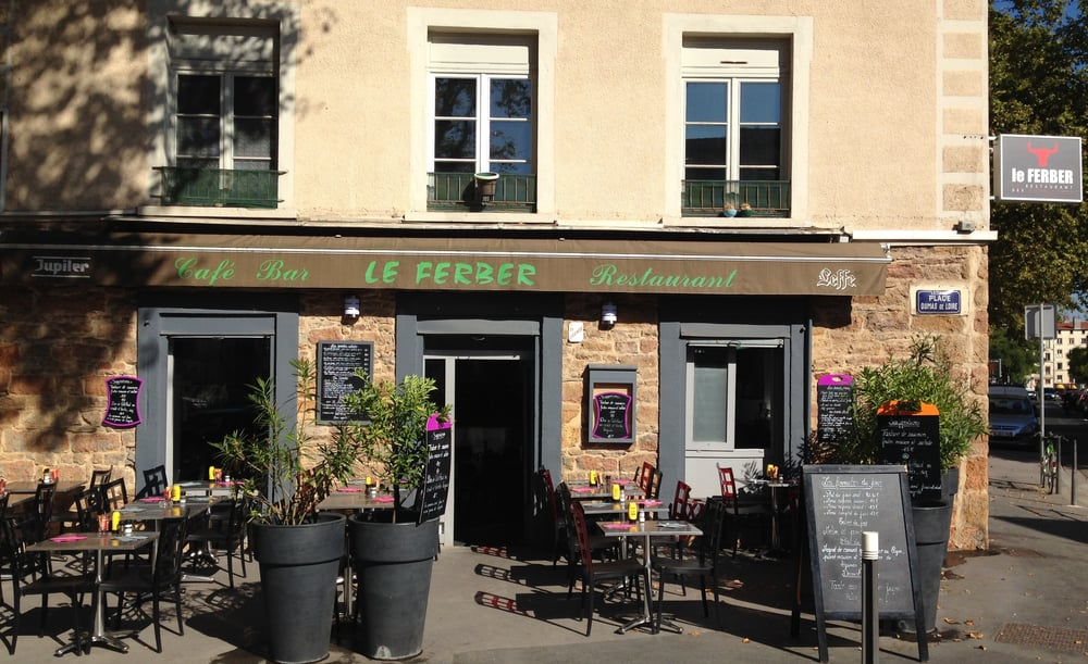 Restaurant Rue Du Sergent Michel Berthet Lyon