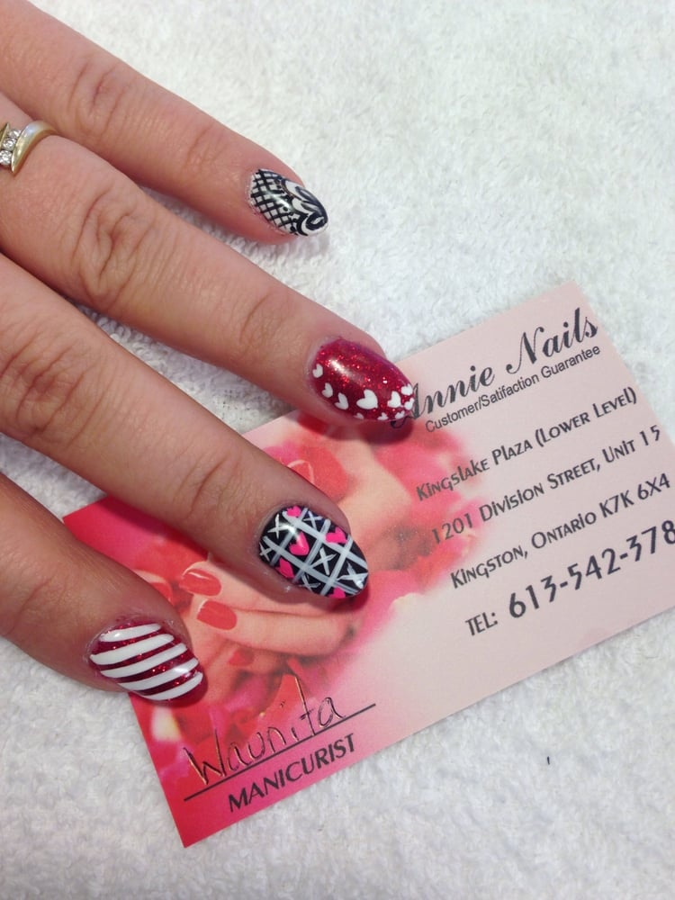 Annie\'s Nails - Nail Salons - 1201 Division Street, Kingston, ON ...
