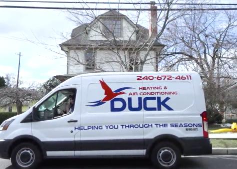 Duck HVAC: 13464 Clarksville Pike, Highland, MD
