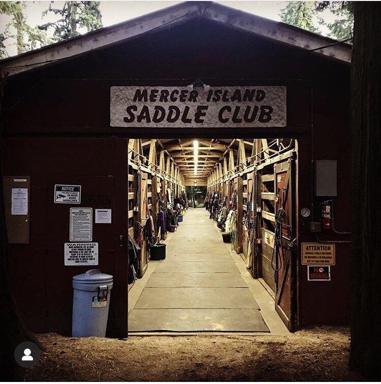Mercer Island Saddle Club: 8635 SE 68th St, Mercer Island, WA