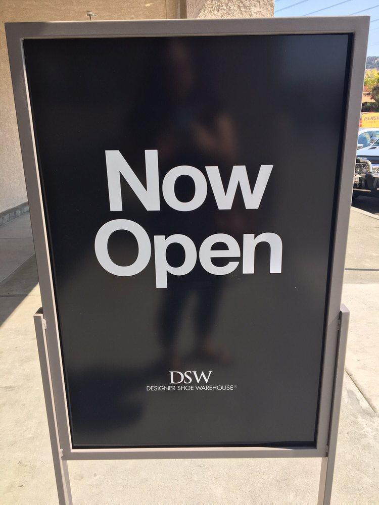 DSW Designer Shoe Warehouse: 151 Plaza Dr, Vallejo, CA