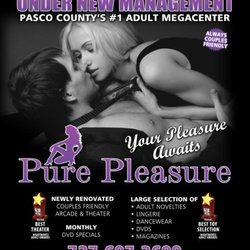 Pure pleasure adult megastore