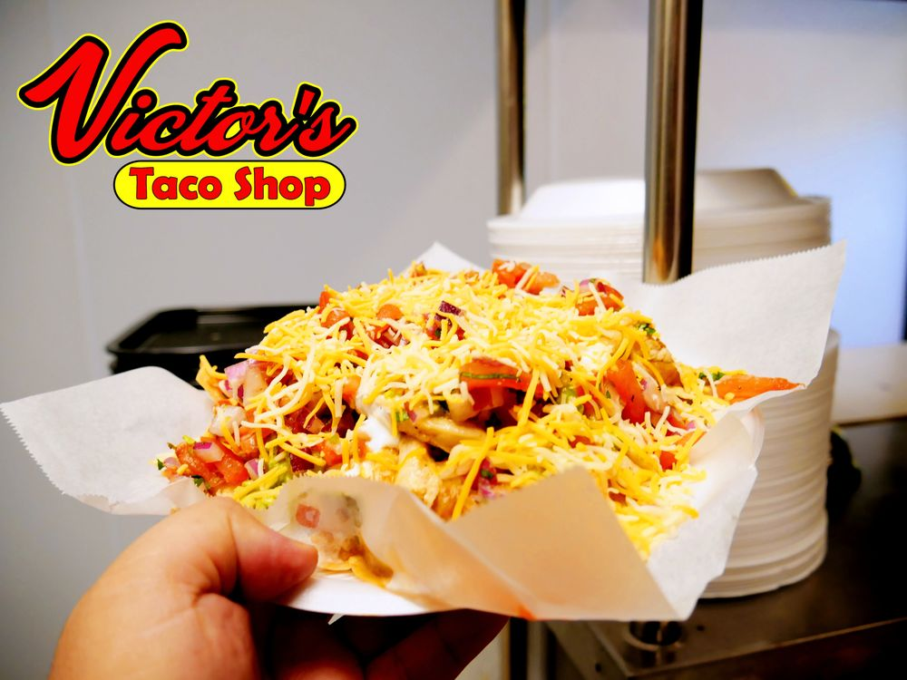 Victor's Taco Shop: 1334 Trotwood Ave, Columbia, TN
