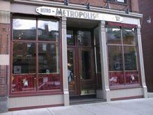 Metropolis: 584 Tremont St, Boston, MA