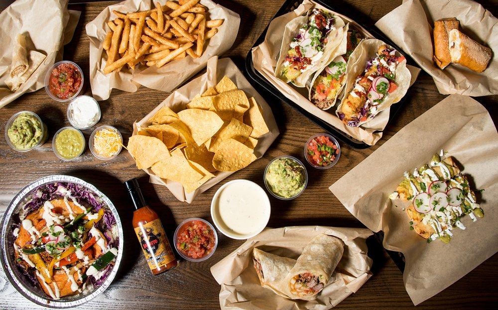 California Tacos: 400 S Ridge Ave, Middletown, DE