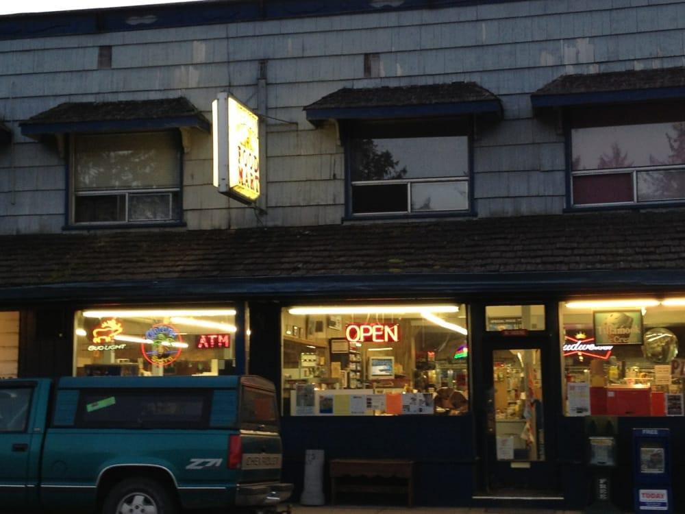 Nehalem Food Mart: 35800 7th St, Nehalem, OR