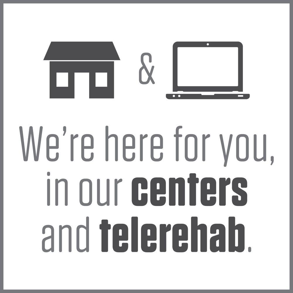 Kessler Rehabilitation Center: 49 W Allendale Ave, Allendale, NJ